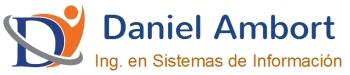 Ing. Daniel Ambort. Santa Fe. Logo